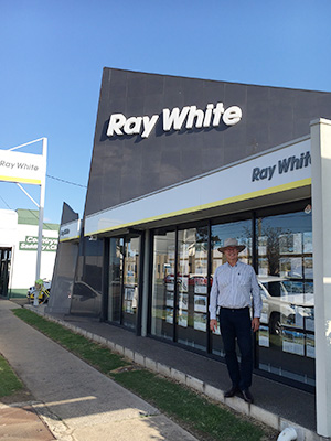 Ray White Office Dalby