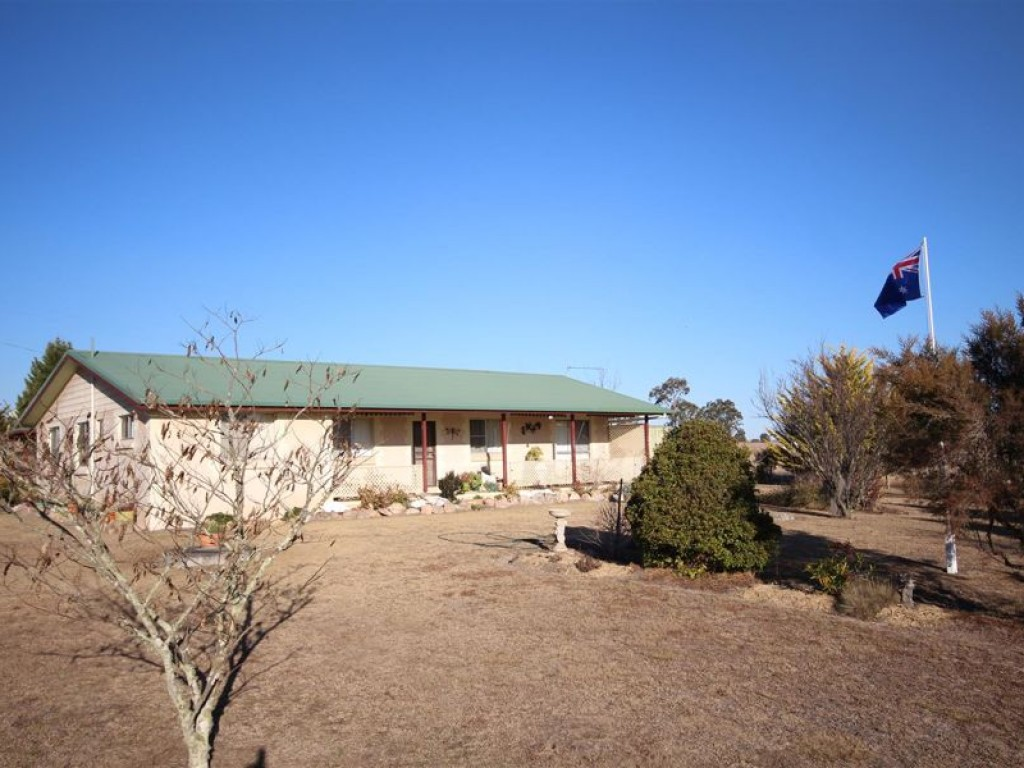 Farm for Sale - 1217 Black Swamp Road, Tenterfield, NSW - Farm Property