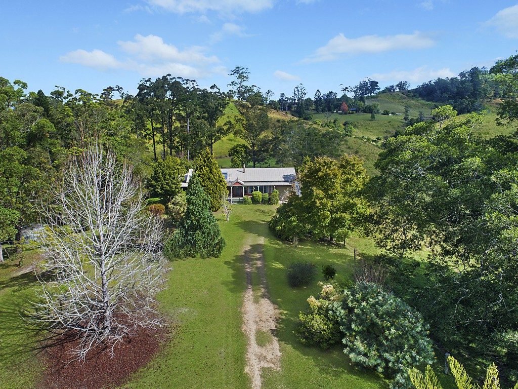 Farm for Sale - 824 Limpinwood Road, Limpinwood, NSW - Farm Property