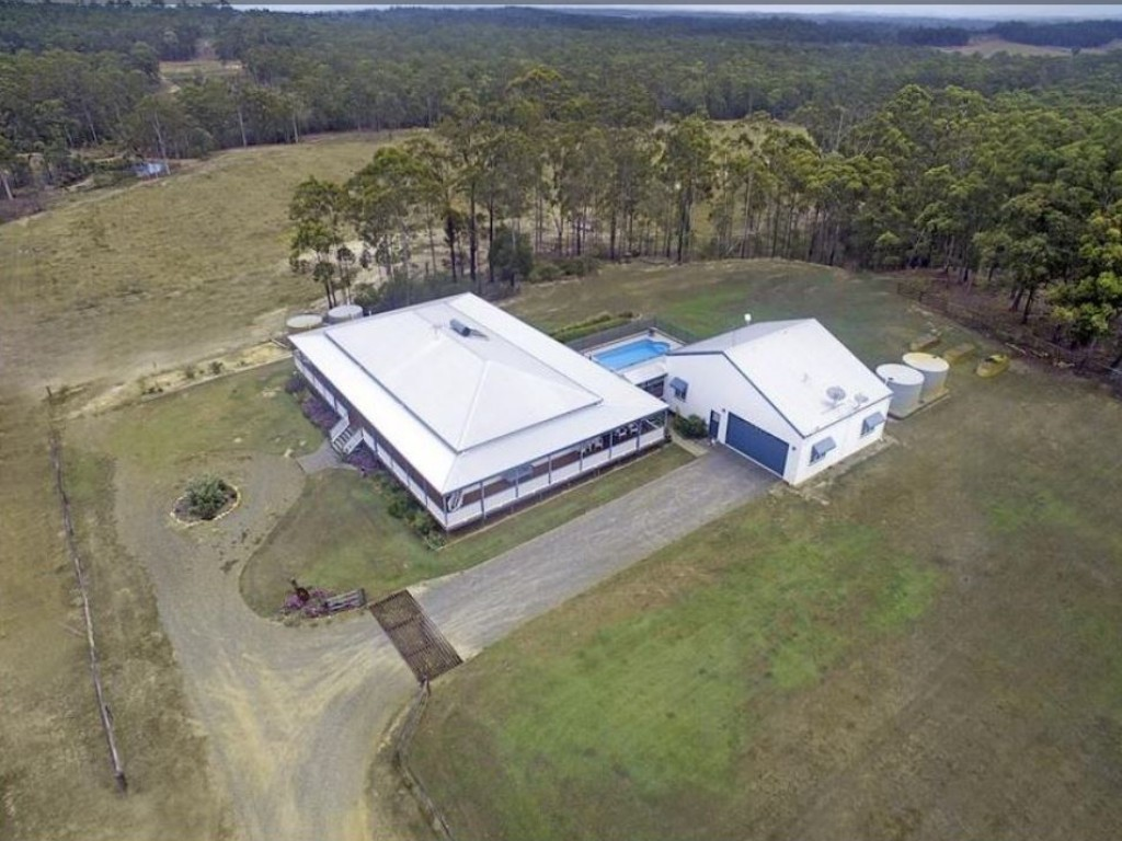 Farm for Sale - 39 Mcleods Road, Bullyard, QLD - Farm Property