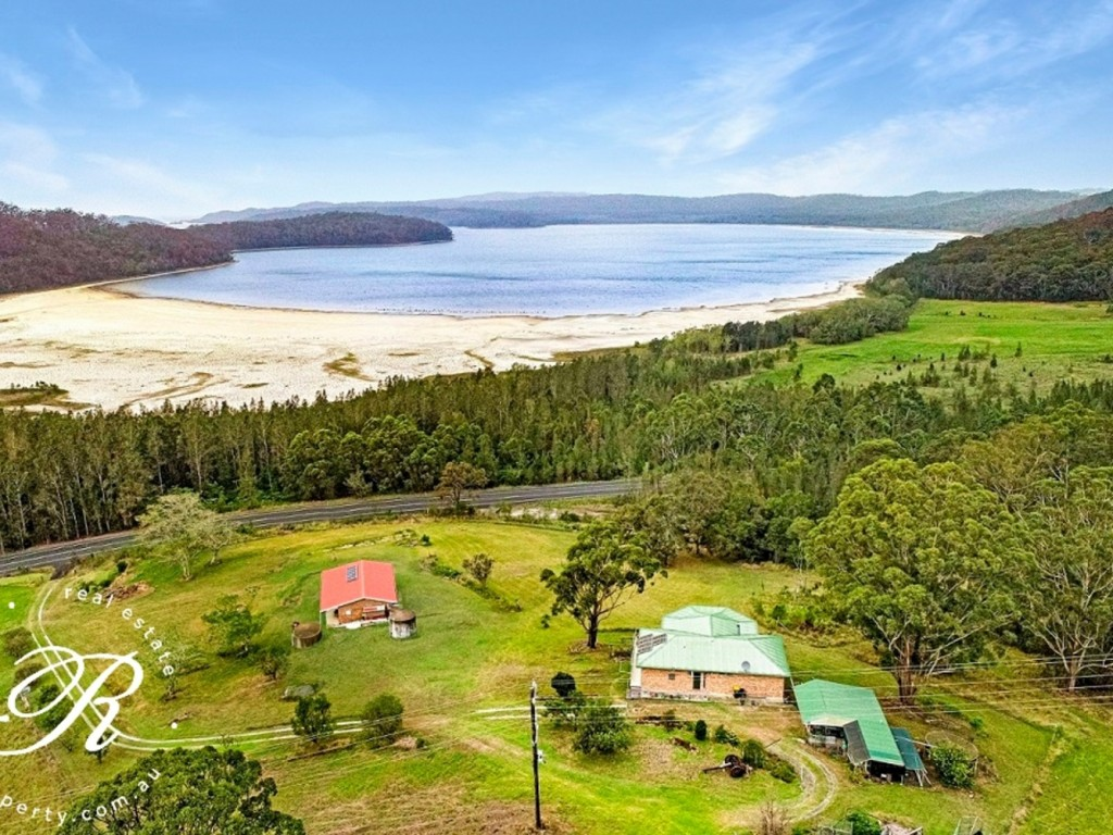 Farm for Sale - 2807-2809 The Lakes Way, Bungwahl NSW - Farm Property