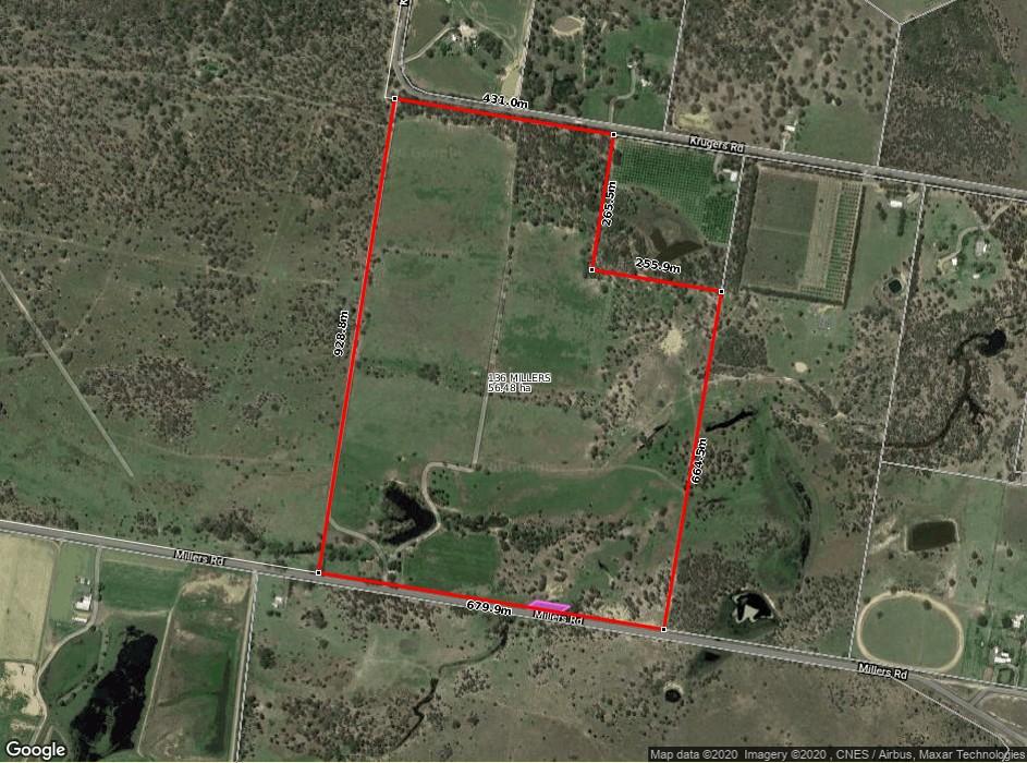 136 Millers Rd Spring Creek Qld Farm Property