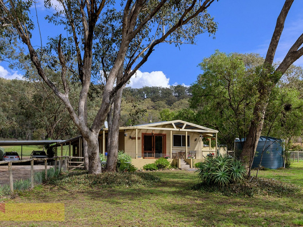 Farm for Sale - 352 Iron Barks Road, Mudgee NSW - Farm Property