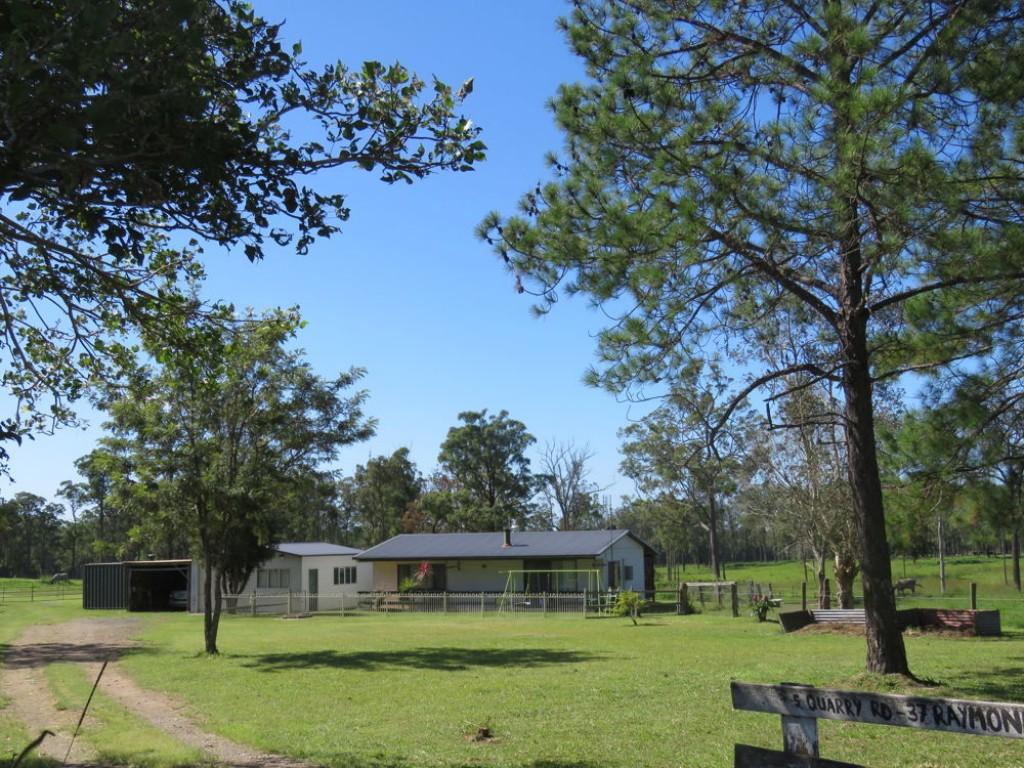 Farm for Sale - 37 Raymonds Lane, Frederickton NSW - Farm Property