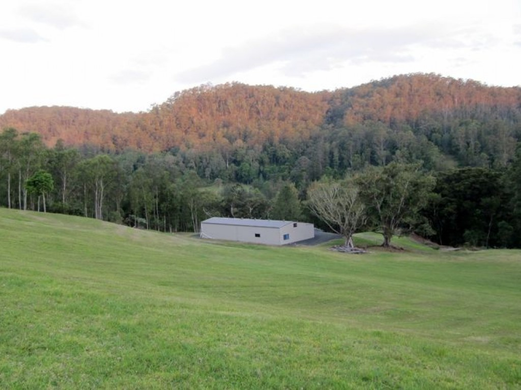Farm for Sale - 11 Sugar Glider Road - Upper Horseshoe Creek, Kyogle NSW - Farm Property