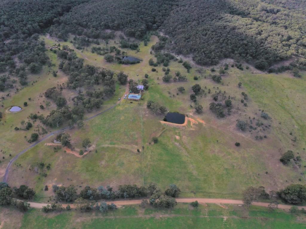 Farm for Sale - 168 Long Swamp Road, Goulburn NSW - Farm Property