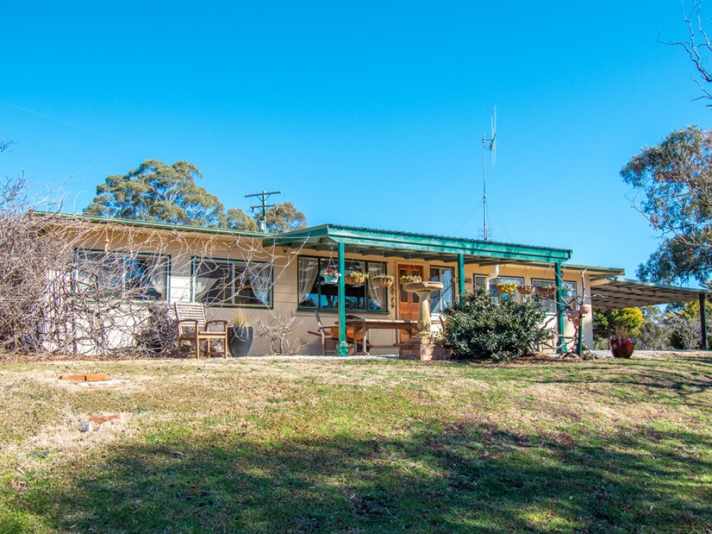 Farm for Sale - 254 Soldiers Hill Road, Wisemans Creek NSW - Farm Property