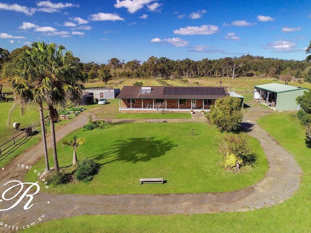 Rural Property & Farms for Sale - 57 Booral Road, Bulahdelah NSW - Farm Property