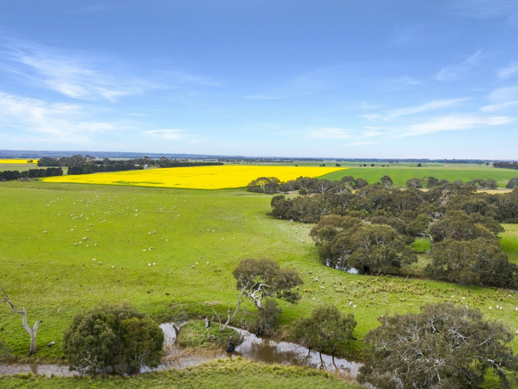 Farm for Sale - 1110 Pitfield-Cressy Road, Werneth VIC - Farm Property