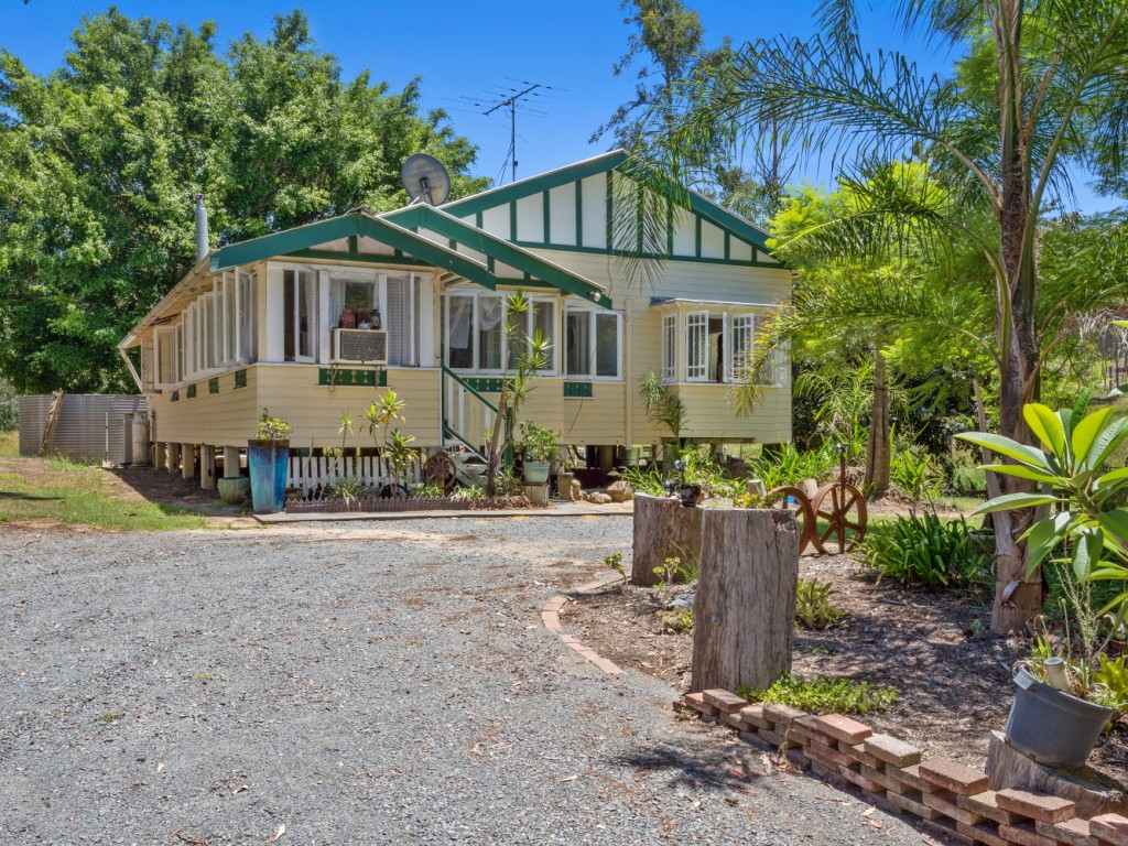 Rural Property & Farms for Sale - 261 Meyricks Road, Glass House Mountains QLD - Farm Property