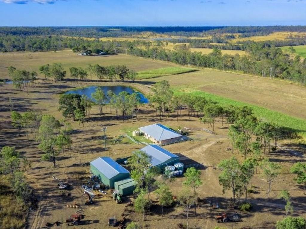 Rural Property & Farms for Sale - 216 Snake Creek Road, Bungadoo QLD - Farm Property
