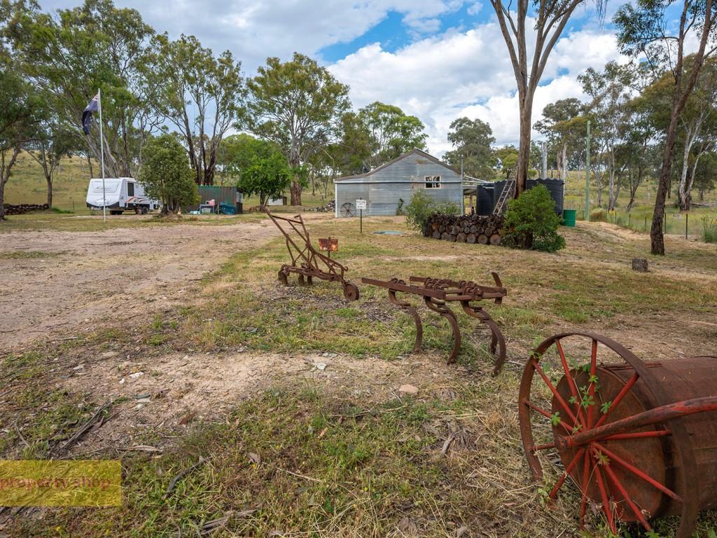 142 Clarkes Creek Road, Windeyer NSW