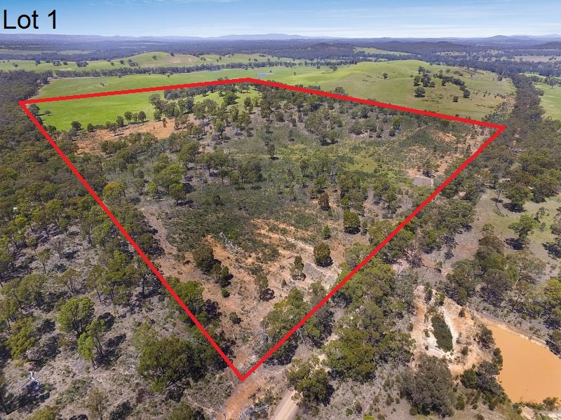 Farm for Sale - Lot 1 Cherry Tree Road, Nagambie VIC - Farm Property