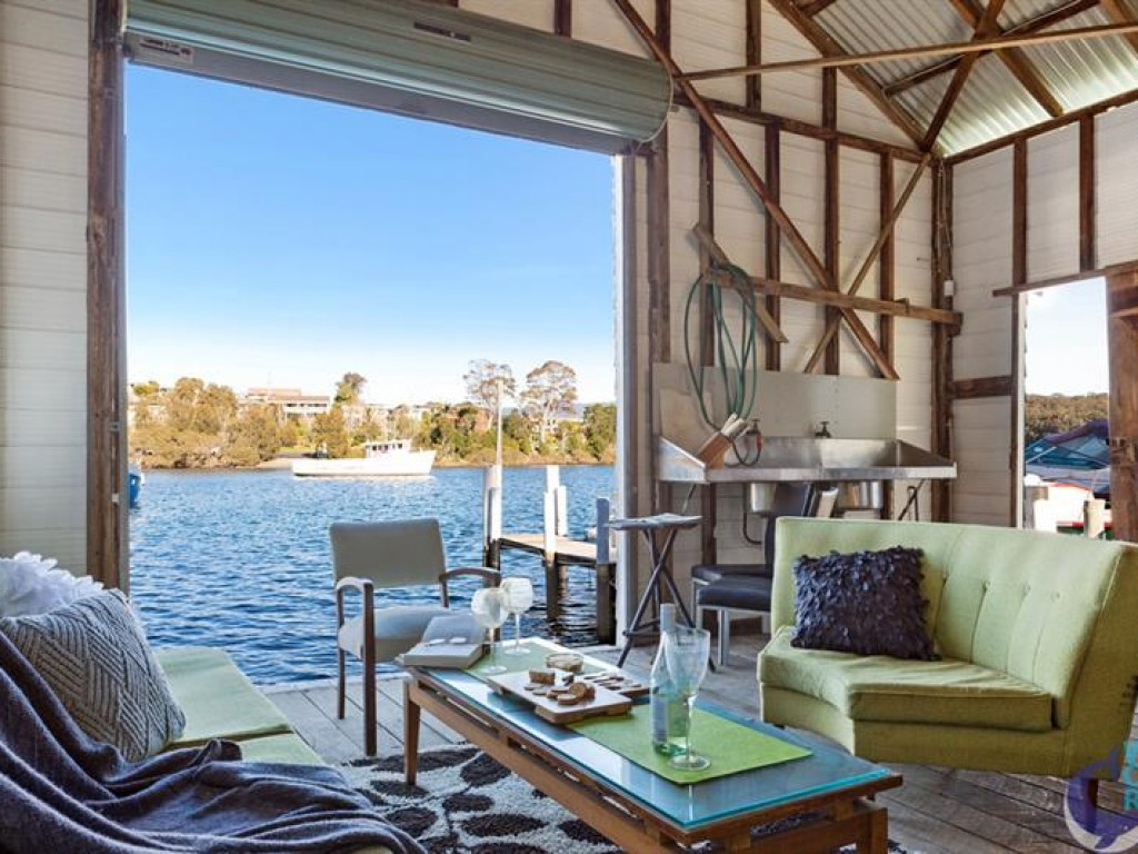 Farm for Sale - Boatshed Riverside Drive, Narooma, NSW - Farm Property