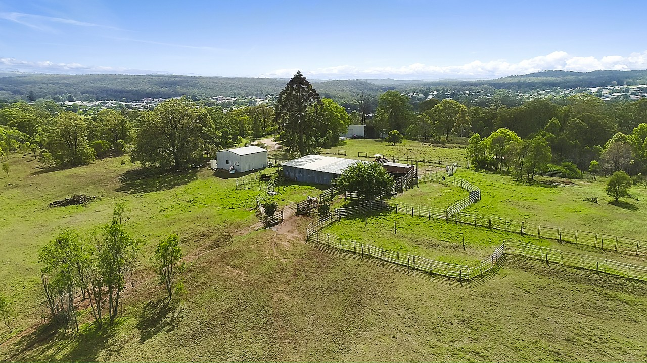 Lot 2 Andrews Road , Crows Nest, QLD 4355