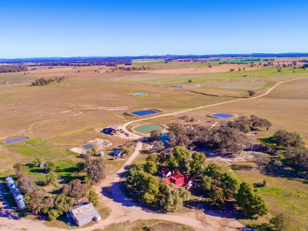 7853 The Escort Way, Eugowra NSW