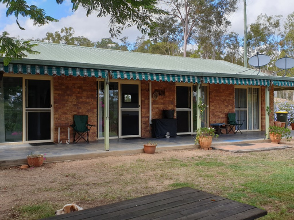 Farm for Sale - 1229 Gin Gin Mount Perry Rd, Gin Gin, QLD - Farm Property