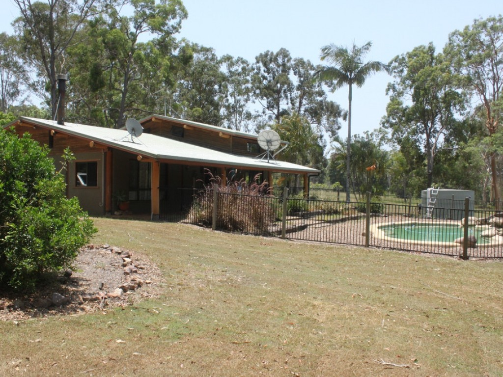 Farm for Sale - 220 Cunningham Road, Goomboorian, QLD - Farm Property