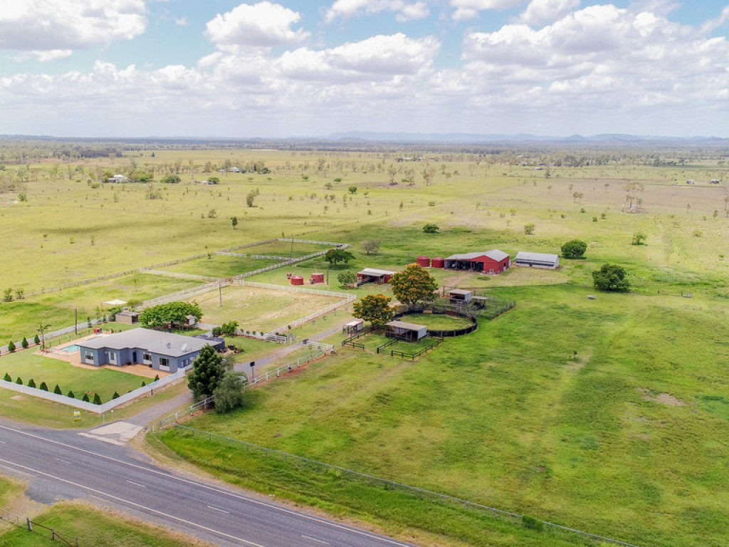 Farm for Sale - 1149 Rockhampton Ridgelands Road, Alton Downs, QLD - Farm Property