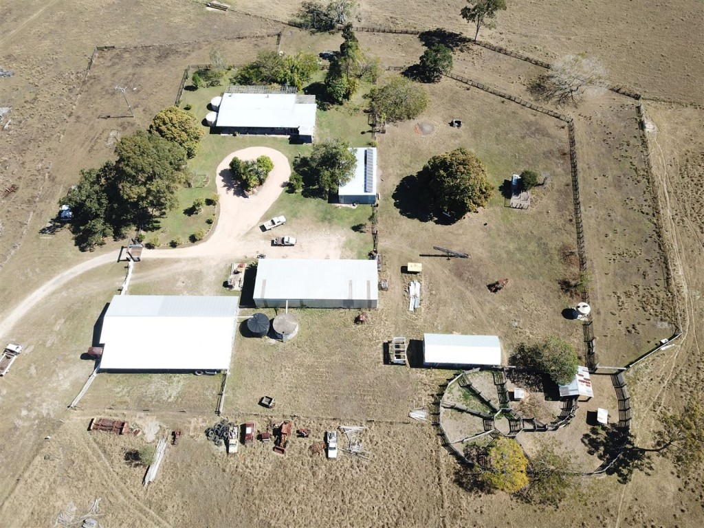 Farm for Sale - 1272 Fingerboard Road, Mount Tom QLD - Farm Property