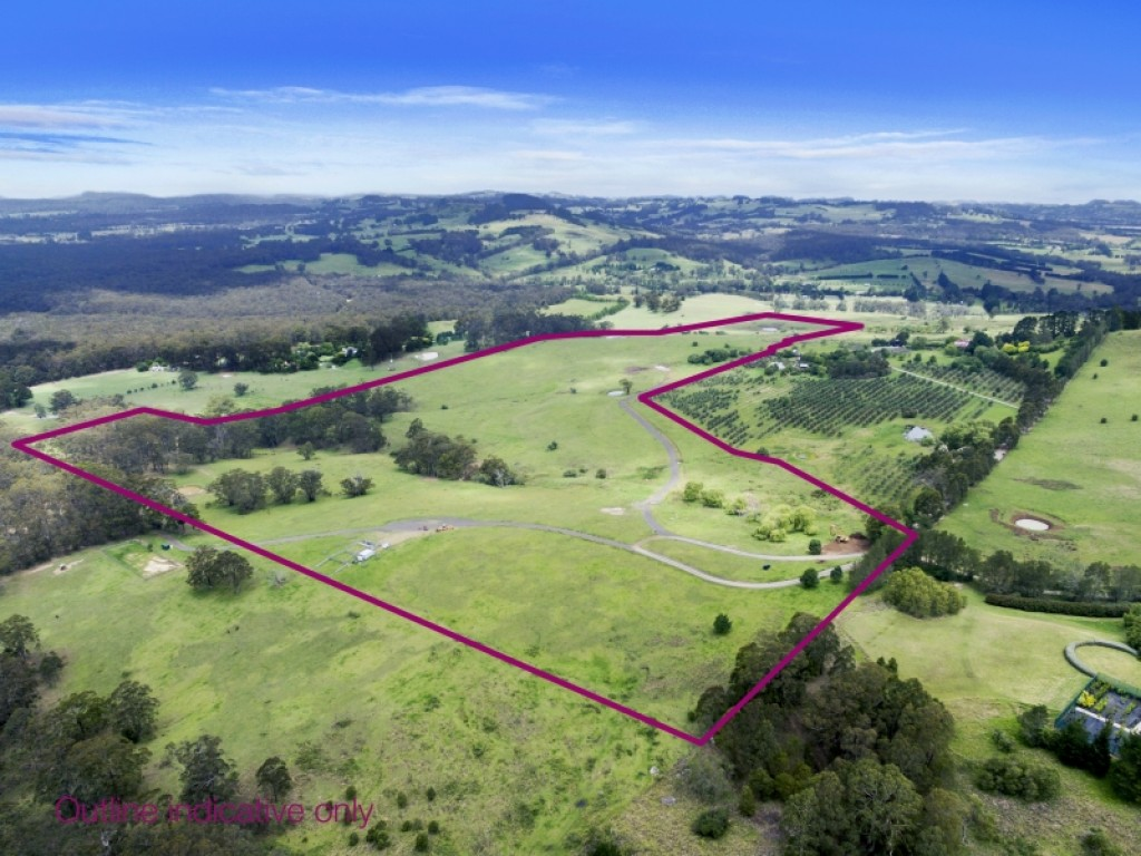 Farm for Sale - Lot 1, 120 George Emery Lane, Glenquarry, NSW - Farm Property